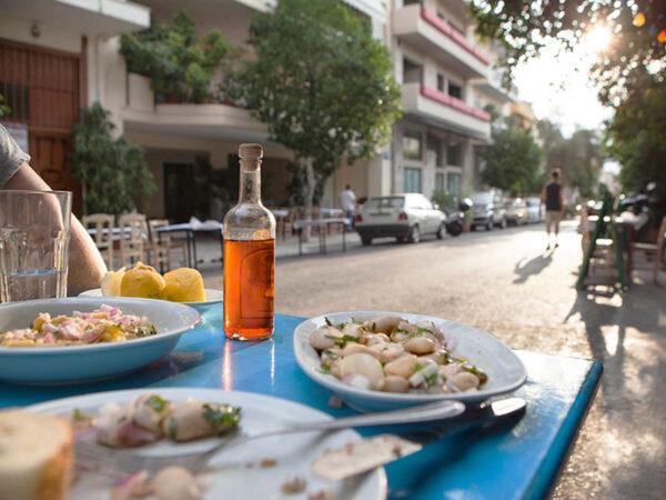 Therapeftirio in Athens, photo by Manteau Stam