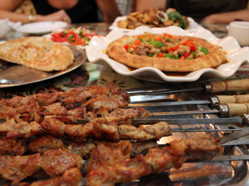 Xinjiang Cuisine At Shanghai S Finest Uighur Restaurant Culinary