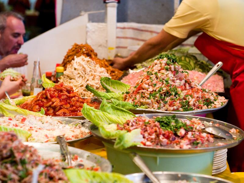 Mexico City S Top Tostadas Culinary Backstreets