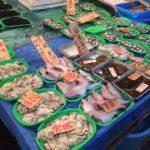 Sightly Seafood at a Tokyo Fish Market