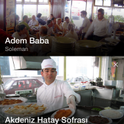 Culinary Backstreets iOS Smartphone Application