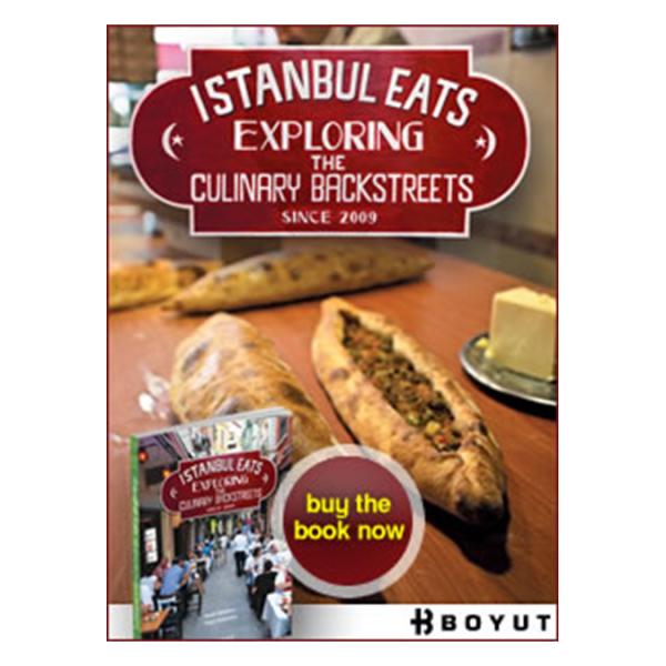 Istanbul Eats: Exploring the Culinary Backstreets
