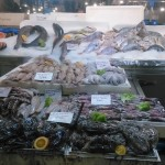 Sensational Seafood Selection at Athens' Central Market