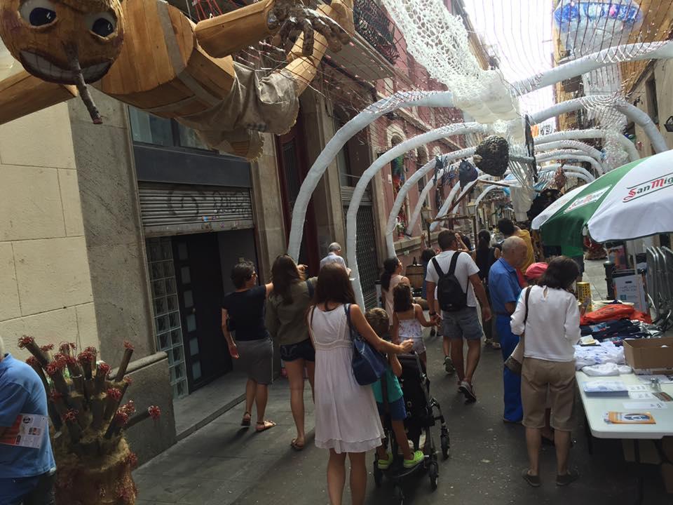 cb barcelona gracia feed