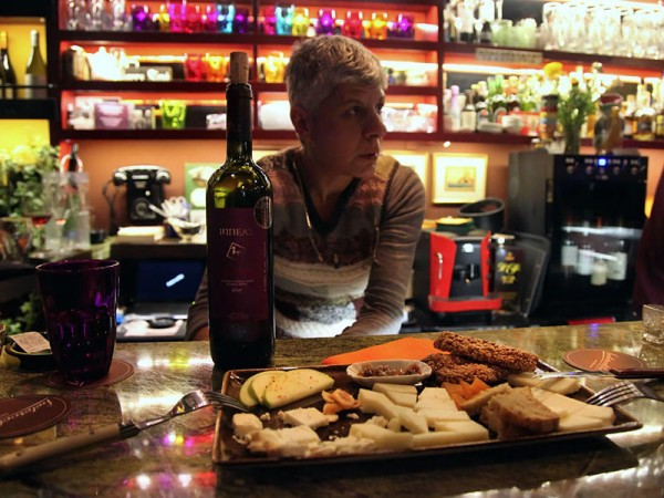 Heteroclito wine bar, photo by Manteau Stam