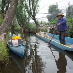 Keeping Xochimilco's historic and world-renowned agricultural system afloat