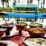 Lunch Aboard a Boat in Xochimilco
