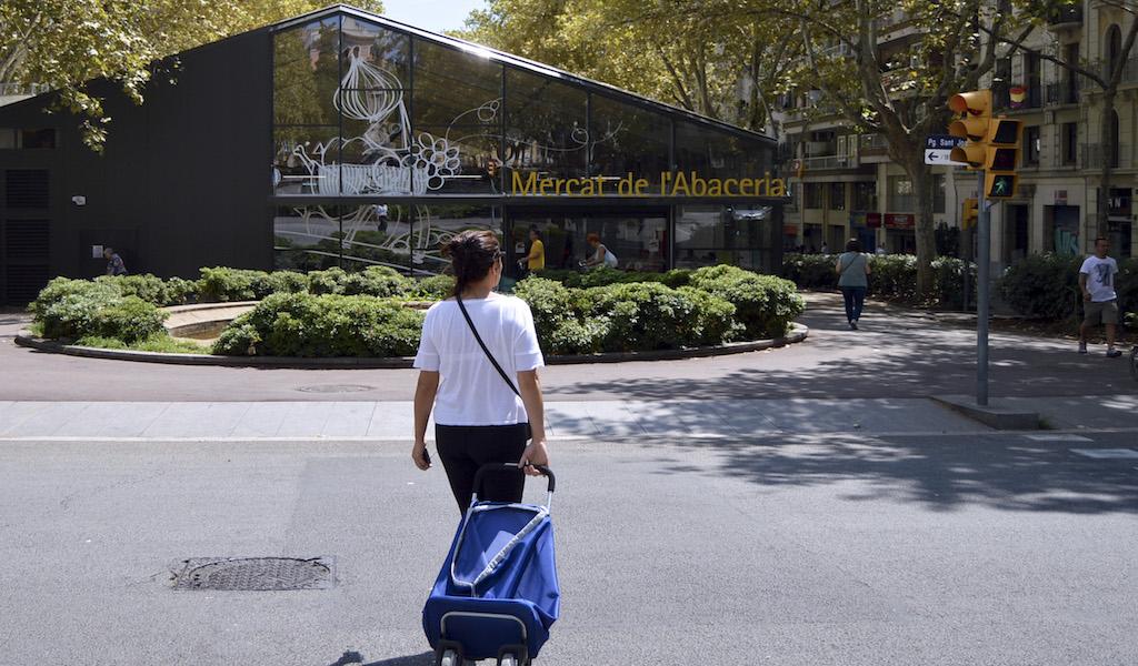 Mercat de L'Abaceria Central new location