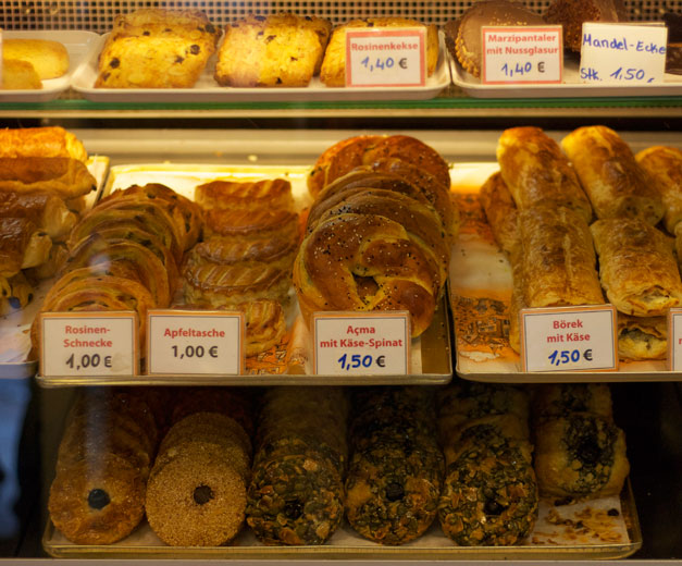 Salut bakery, photo by Luisa Weiss