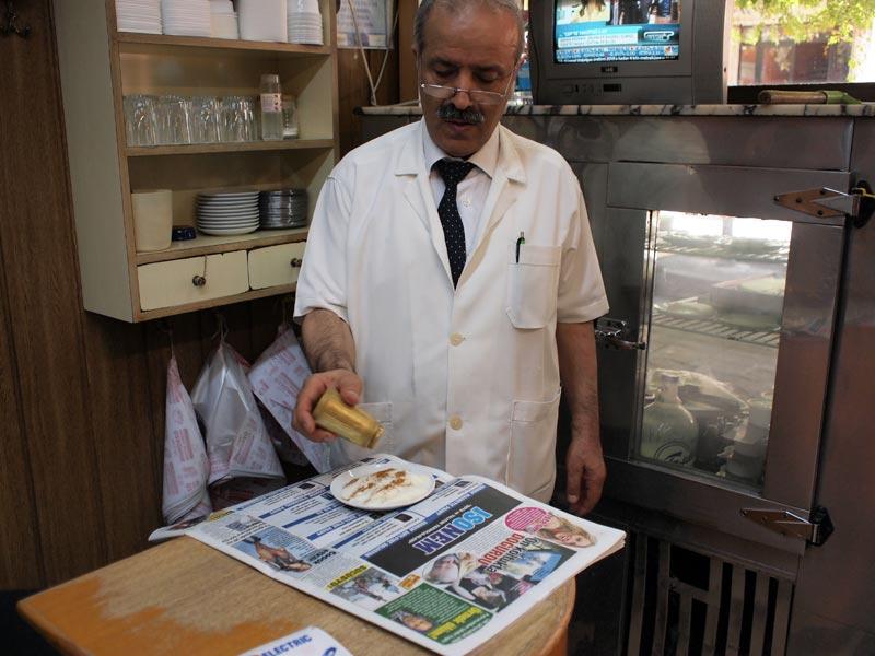 Kurdish breakfast favorites in cihangir culinary backstreets for Anissa helou lebanese cuisine