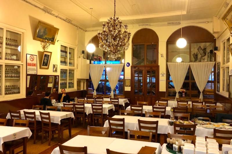 meyhane yedikule best restaurants istanbul