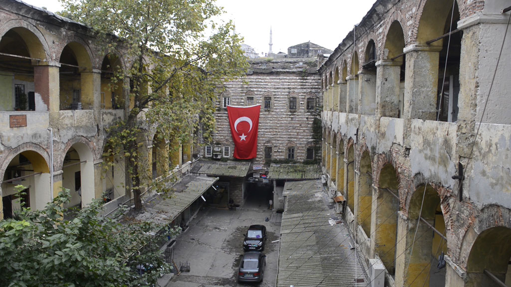 Istanbul S Old Hans Culinary Backstreets Culinary