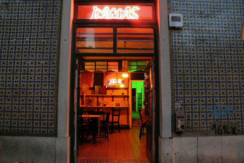 Image result for Damas Lisbon