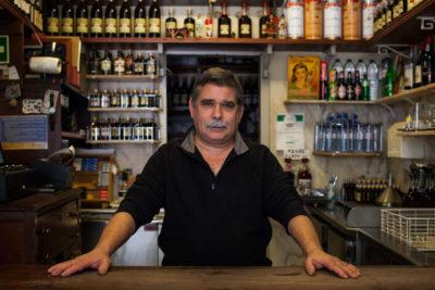 Ginja Sem Rival's Abílio Coelho, photo by Rodrigo Cabrita