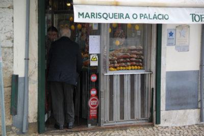 Marisqueira O Palácio, photo by Francesca Savoldi