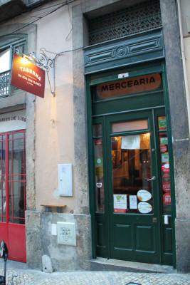 Taberna da Rua das Flores, photo by Francesca Savoldi