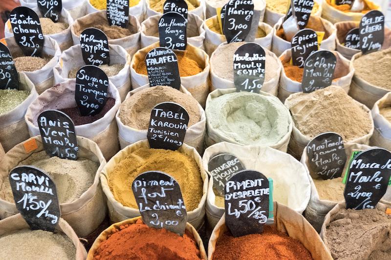 marseille food spices