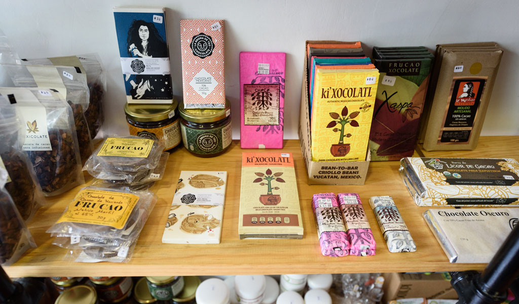 Mexico City's Nexus of High-End Chocolate
