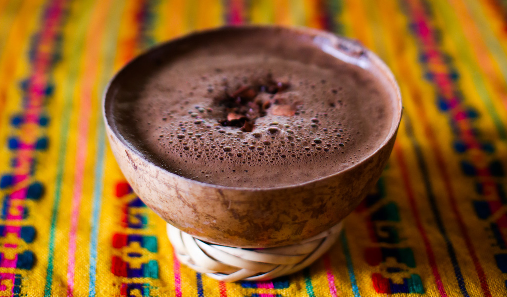 cacao mexico drink