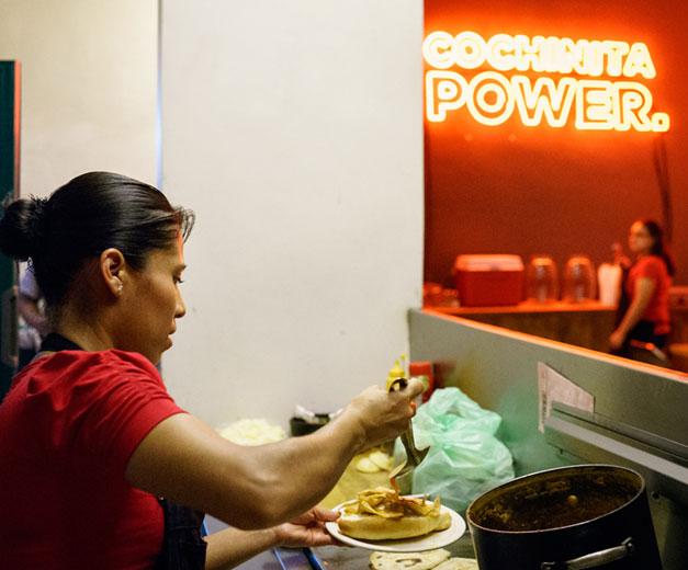 Cochinita Power, photo by PJ Rountree