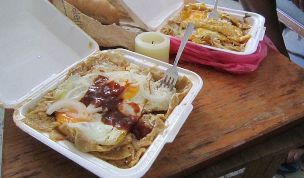 Cheap and Filling Eats in Mexico City's Centro Histórico