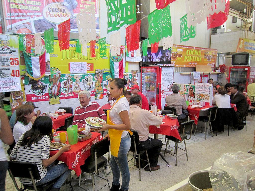 Mercado San Juan Marcos de Belen, photo by James Young