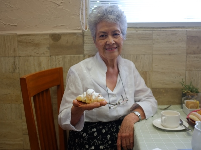 Restaurante Nicos founder María Elena Lugo Zermeño, photo by Mark Alor Powell