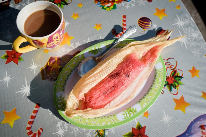 tamales mexico city