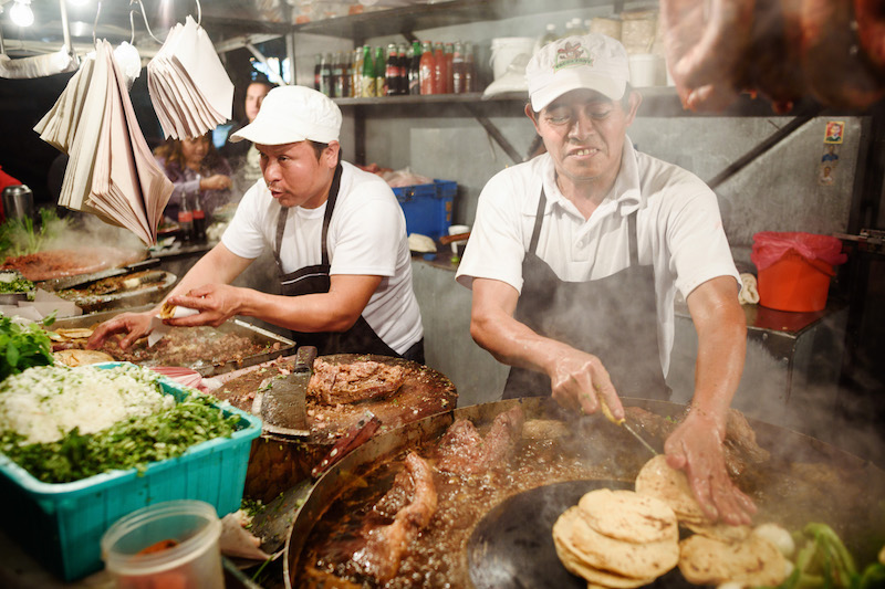 Culinary Backstreets: Mexico City State of the Stomach 2019