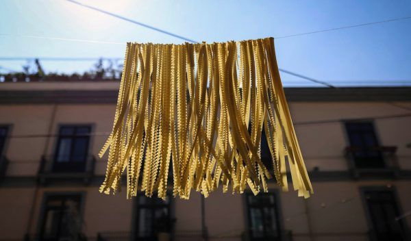 dried pasta Naples