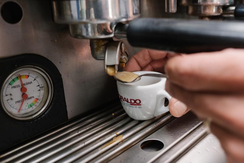 coffee naples