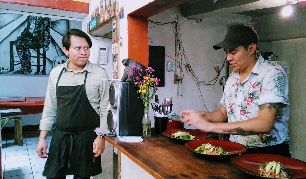 Atila Del Sur Comedor: Oaxacau0027s Guerrilla Kitchen