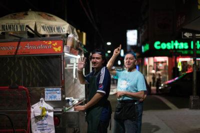 Marvin and Luis of Saboroso de Aractaca, photo by Sarah Khan