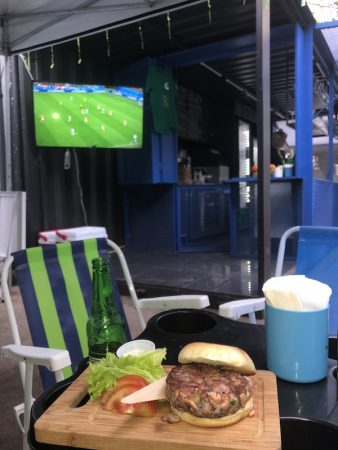 street food botafogo