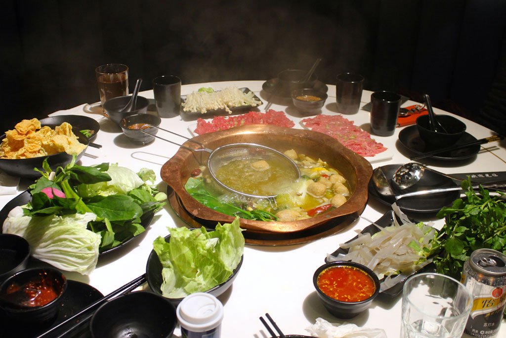 Holy Cow's hotpot, photo by UnTour Shanghai
