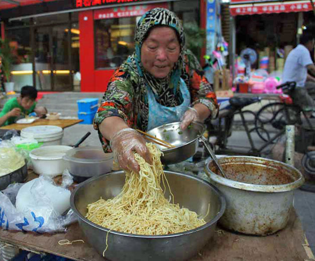 Where to Find Halal Food in Shanghai | Culinary Backstreets
