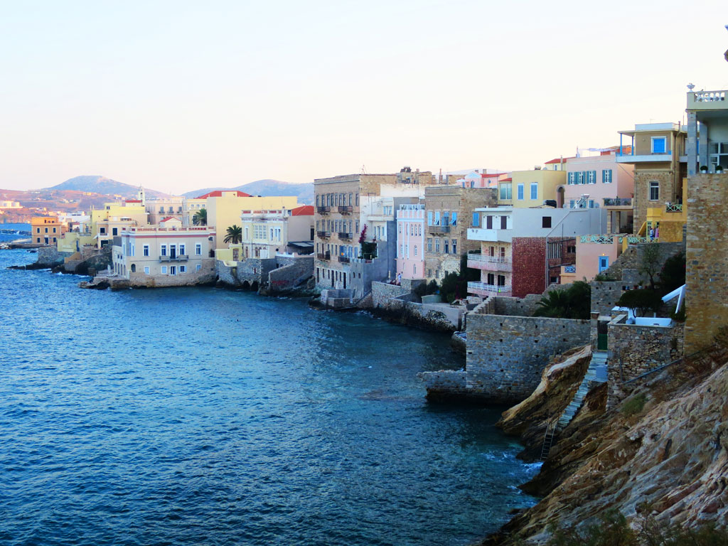 Syros Secret of the Cyclades Culinary Backstreets
