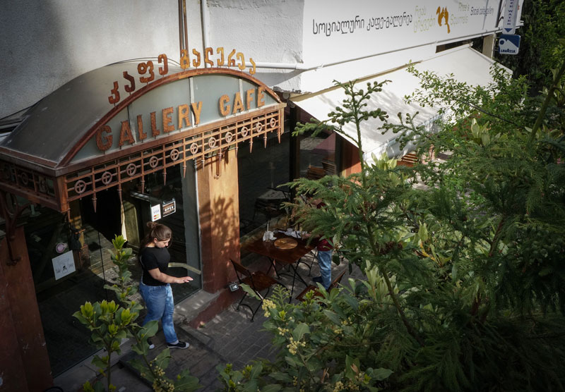 A Tbilisi Café with a Social Mission | Culinary Backstreets