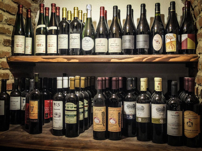 georgian wine tbilisi