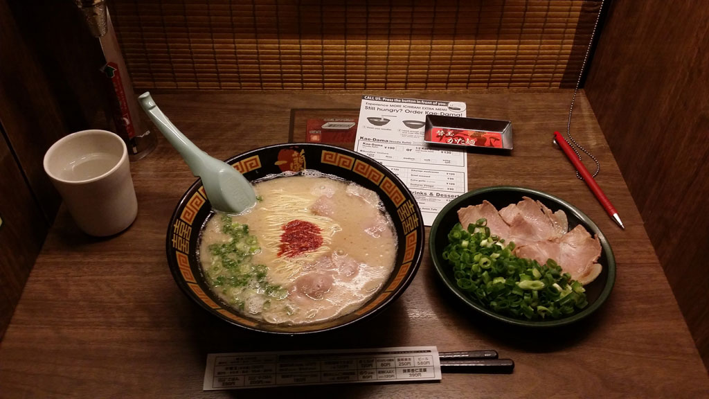 slurp your noodles in private at ichiran  culinary